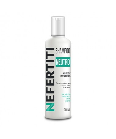 SHAMPOO ESPECIALIZADO NEUTRO 300 ML