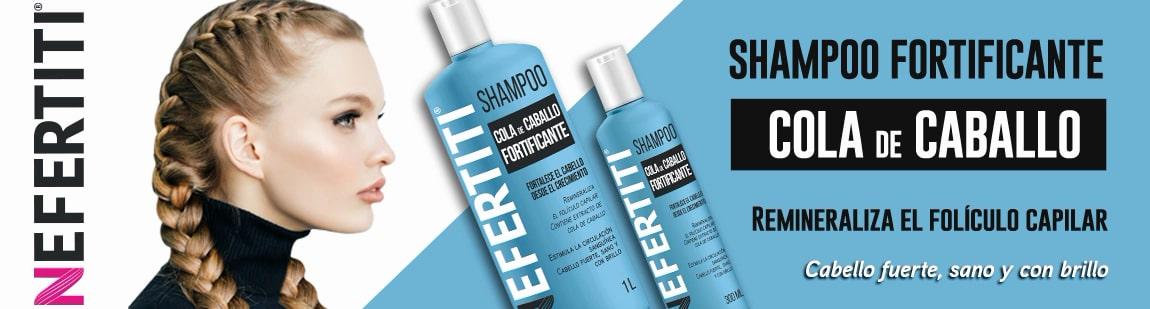 Nefertiti Shampoo Fortificante